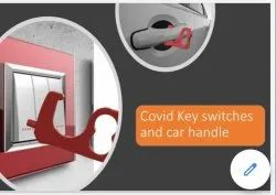 COVID KEY IN HANDLING SWITCHES