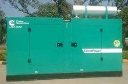 Cummins Silent Power Generators & DG set