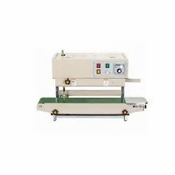 FR-900V Continuous Band Sealer Vertical Type with stand