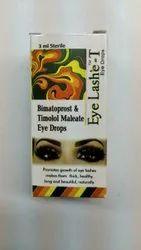 Bimatoprost & Timolol Maleate Eye Drops