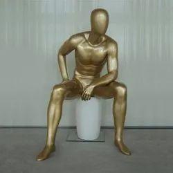 Fiber Male Mannequin