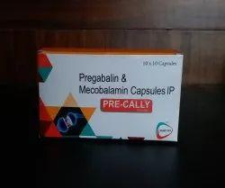 Pre-Cally Pregabalin & Mecobalamin Capsules IP