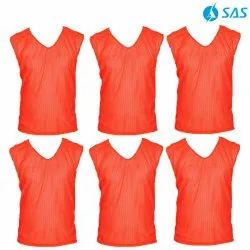 Football Training Bibs - Orange