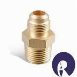 Brass Male Thread Hex Flare Fittings
