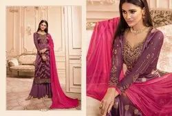 Lavina Vol-92 Full Embroidery And Stone Work Designer Suits For Festival Collection