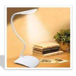 Plastic White Rock Light LED Lamp, For Multipurpose, Shape: Flat Top