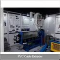 PVC Cable Extruder