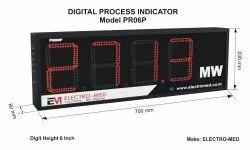 6 Inch Process Indicator Jumbo