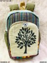 Stylish Exclusive Hemp Backpacks