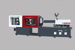 Servo Motor Controlled Horizontal Plastic Injection Molding Machine