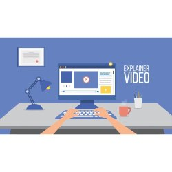 Hd Animated Explainer Video Making Service, Pan India
