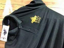 Collar Polyester U.S POLO T-SHIRT
