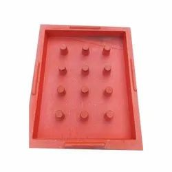 Manhole Cover And Mould