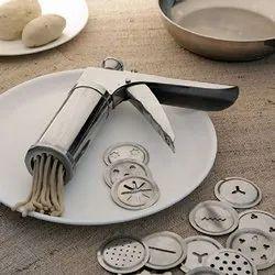 Stainless Steel Kitchen Press Sev Sancha Chakali Maker Murukku Janthikulu Maker Gathiya Maker