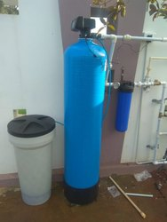 AUTOMATIC WATER SOFTNER