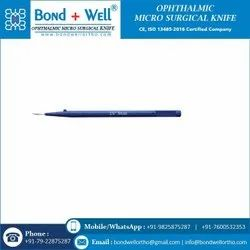 MVR Ophthalmic Knives