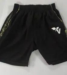 SN Lycra Mens Shorts, 100 Pcs, Pocket With Zip
