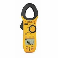 Meco 72-Auto Digital Clamp Meter