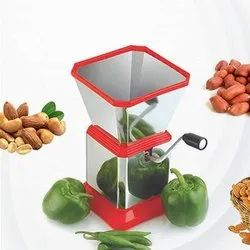 Chilli Cutter/Vegetable Cutter/Chilly & Dry Fruit Cutter with Stainless Steel Blade