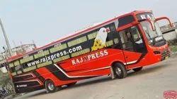 Daily Bus Services To Udaipur Nathdwara Rajnagar, Jaipur, Seating Capacity: 30 Seater