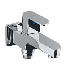 Jaquar Modern 2 Way Bib Cock, For Bathroom Fittings