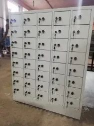40 Door Mobile Locker