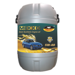 50L Meero 5W40 Semi Synthetic