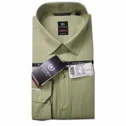 Cotton Zone Full Sleeve Men Plain Designer Shirt, Size: S-xxxl