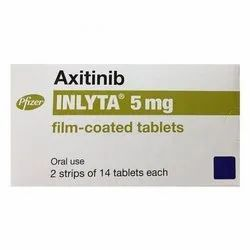 Axitinib Film Coated Tablets