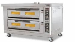 Double Deck Oven Electric / Gas