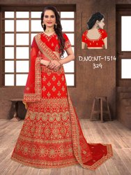 Designer Bollywood Wedding Lehenga Choli
