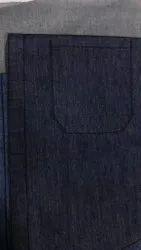 Cotton X Poly Silky Denim Shirting