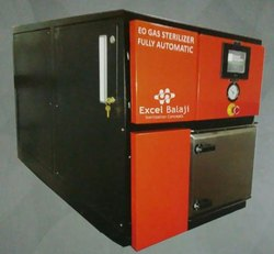 Fully Automatic ETO Sterilizer