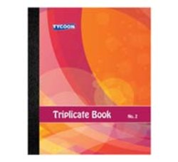 Tycoon Triplicate Book No 2