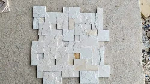 White Marble Mosaic Tiles, Thickness: 15-20 mm, Rs 150 /square feet Paving  International   ID: 9867939212