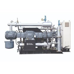 Chicago Pneumatic Oil Free Air Piston Compressor