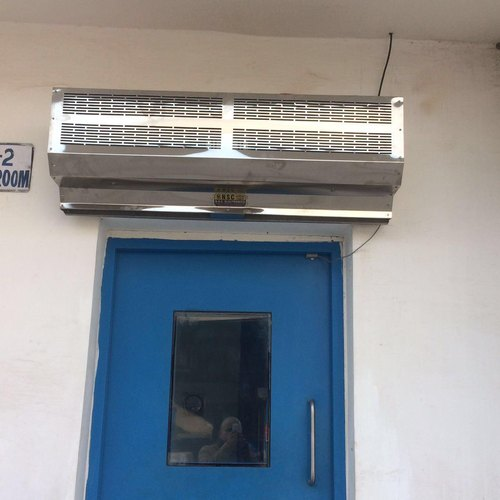 Stainless Steel Air Curtains