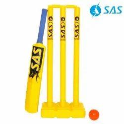 Plastic Cricket Set - Youth