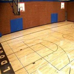 Basketball Indoor Vinyl Court Flooring