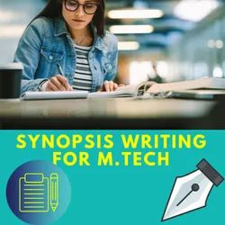Synopsis Writing Services For MTech
