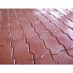 Designer Interlocking Paver Blocks