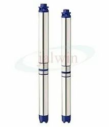 Jalwin Single Phase 0.5HP V4 Borewell Submersible Pump, Model Name/Number: Jp 00.5 Hp
