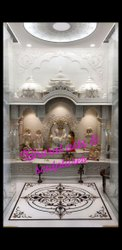 Makarana Marble Temple