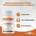 HealthOxide Vitamin D3 5000mg(60 tablet)