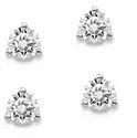 1.51ct Lab Grown Diamond CVD H VS1 Round Brilliant Cut IGI Certified Stone