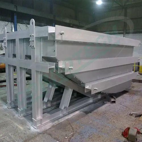 Top Heated Galvanizing Furnace
