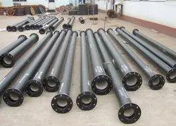 Mild Steel Flange Pipe