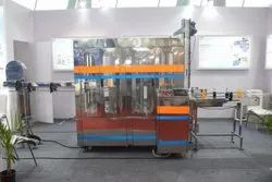 40 BPM Packaged Drinking Water Filling Machine