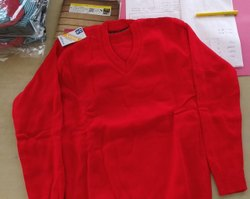 Red Men Indian Oil Sweater (Pack of 10 pcs)