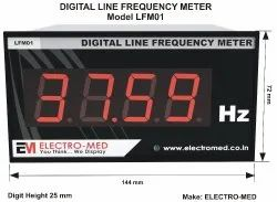 1 Inch Line Frequency Monitors